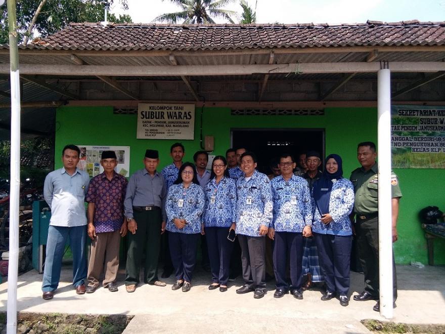 Image : Lomba Kelompok Tani Tngkat Provinsi Jawa Tengah