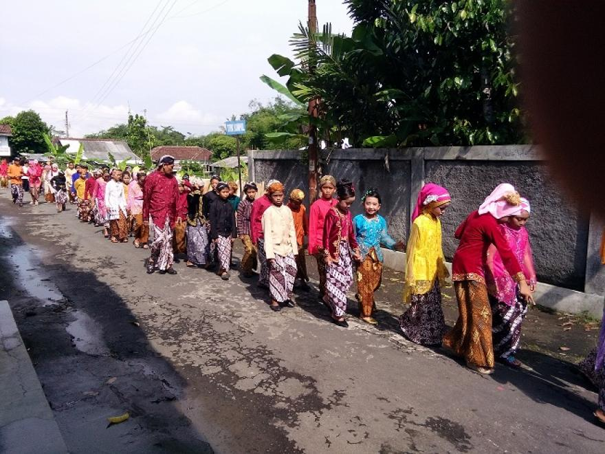 Image : SD N Jamus 1 Adakan Peringatan Hari Kartini